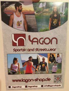 Flyer für Lagon