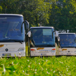 Watzinger Reisebusse frontal