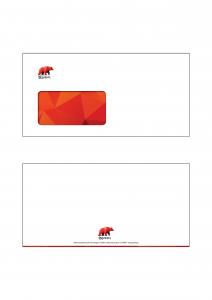 Penninger Bärwurz Briefumschlag