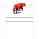 Penninger Bärwurz Postkarte